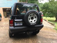 Picture of 1993 Geo Tracker 2 Dr LSi 4WD SUV, exterior, gallery_worthy