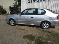 Picture of 2003 Hyundai Accent GL Hatchback, exterior, gallery_worthy
