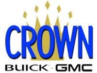 Crown Buick GMC logo