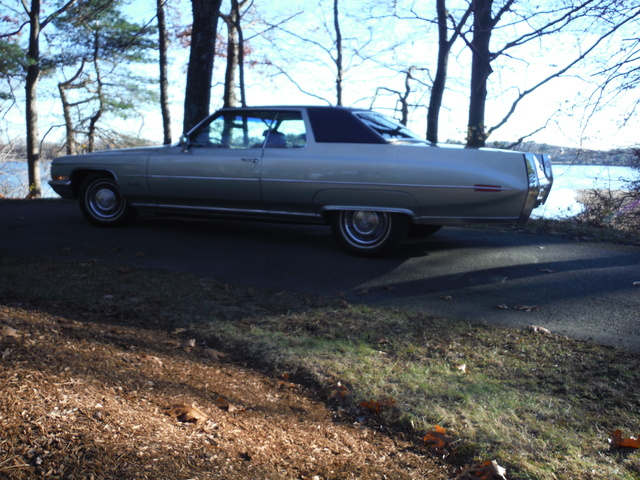 Picture of 1971 Cadillac DeVille