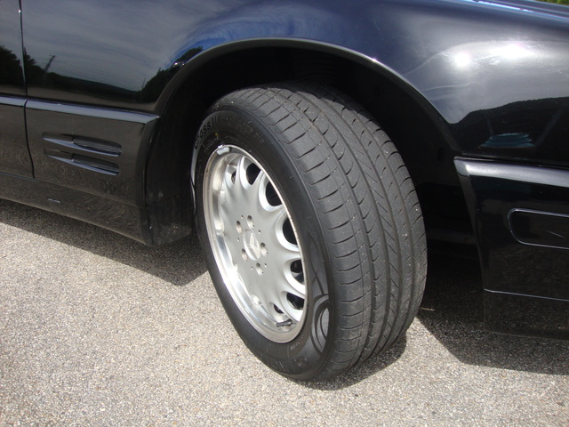 Picture of 1997 Mercedes-Benz SL-Class SL 500