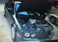 Picture of 2003 Jaguar X-TYPE 3.0L AWD, engine, gallery_worthy