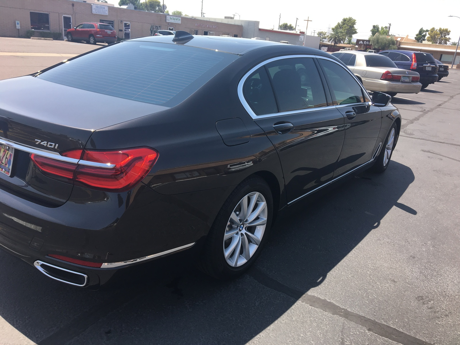Picture of 2018 BMW 7 Series 740i