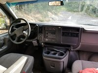 Picture of 2005 Chevrolet Express G3500 Passenger Van, interior