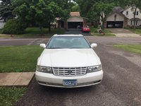 Picture of 1999 Cadillac Seville STS, exterior, gallery_worthy