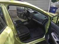 Picture of 2014 Subaru XV Crosstrek Hybrid Base, interior