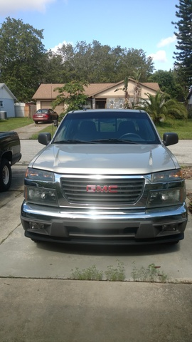 Picture of 2008 GMC Canyon SLE-1 Ext Cab, gallery_worthy