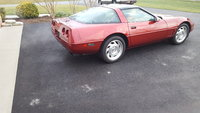 Picture of 1995 Chevrolet Corvette Coupe, gallery_worthy