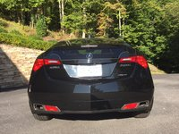 Picture of 2012 Acura ZDX SH-AWD with Technology Package, exterior, gallery_worthy