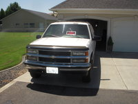 Picture of 1995 Chevrolet Suburban K1500 4WD, exterior, gallery_worthy