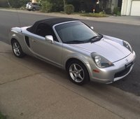 Picture of 2001 Toyota MR2 Spyder 2 Dr STD Convertible, gallery_worthy