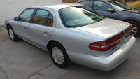 Picture of 1997 Lincoln Continental FWD, exterior, gallery_worthy