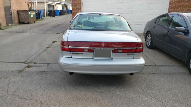 Picture of 1997 Lincoln Continental FWD