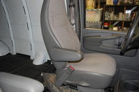 Picture of 2012 Chevrolet Express Cargo 2500, interior, gallery_worthy