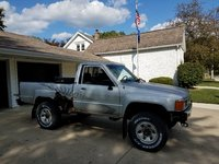 Picture of 1988 Toyota Pickup 2 Dr STD 4WD Standard Cab SB, exterior