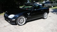 Picture of 1998 Mercedes-Benz SLK-Class SLK 230 Supercharged, exterior