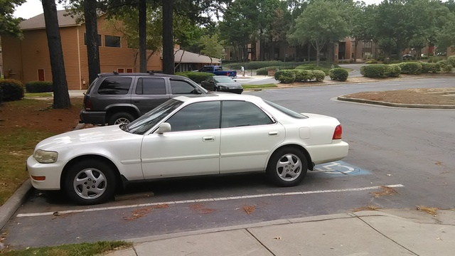 Picture of 1997 Acura TL 3.2 FWD
