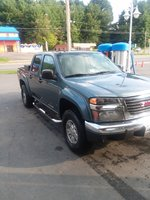 Picture of 2007 GMC Canyon 4 Dr SLE1 Crew Cab 4WD, exterior, gallery_worthy