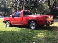 Picture of 1991 Mitsubishi Mighty Max Pickup 2 Dr STD Extended Cab SB, exterior, gallery_worthy