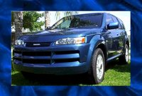 Picture of 2002 Isuzu Axiom 4 Dr XS SUV, exterior, gallery_worthy