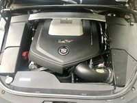 Picture of 2014 Cadillac CTS-V Wagon, engine, gallery_worthy