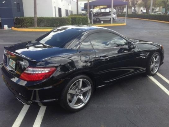 Picture of 2012 Mercedes-Benz SLK-Class SLK AMG 55, exterior, gallery_worthy