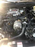 Picture of 1996 Ford Thunderbird LX, engine
