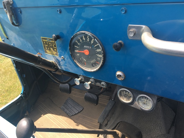 Picture of 1963 Jeep CJ-5, interior, gallery_worthy