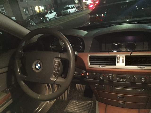 Picture Of 2005 BMW 7 Series 745i RWD Interior Gallery Worthy