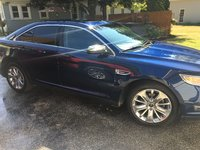 Picture of 2012 Ford Taurus Limited, exterior, gallery_worthy