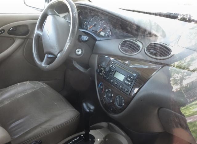 2001 Ford Focus Interior Pictures Cargurus