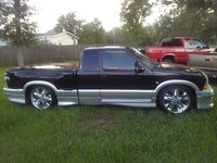 Picture of 1998 GMC Sonoma 2 Dr SLS Sport Extended Cab Stepside SB, exterior, gallery_worthy