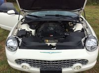 Picture of 2003 Ford Thunderbird Deluxe Convertible, engine, gallery_worthy