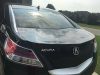2010 Acura TL Overview