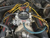 Picture of 1974 Chevrolet El Camino Base, engine, gallery_worthy