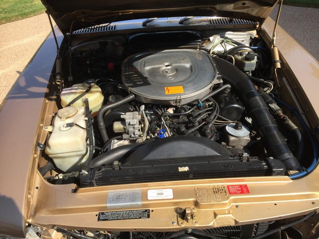 Picture of 1986 Mercedes-Benz SL-Class 560SL, engine, gallery_worthy