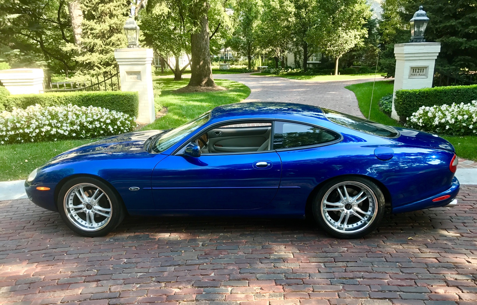 Picture Of 1998 Jaguar XK Series XK8 Coupe, Exterior, Gallery_worthy