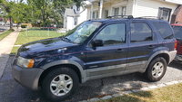 Picture of 2002 Ford Escape XLT 4WD, exterior, gallery_worthy
