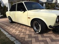 1973 Nissan Sunny Overview
