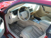 Picture of 2009 Cadillac XLR Platinum Edition RWD, interior, gallery_worthy