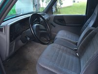 Picture of 1994 Ford Ranger XL Extended Cab 4WD SB, interior, gallery_worthy