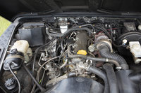Picture of 1986 Land Rover Defender One Ten, engine, gallery_worthy