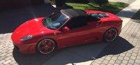 2005 Ferrari F430 Spider Picture Gallery