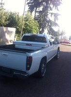 Picture of 2004 GMC Canyon SL Z85 Ext Cab 2WD, exterior