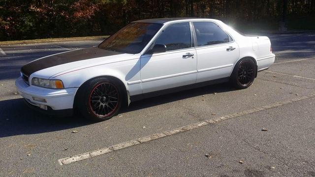 Picture of 1992 Acura Legend LS Sedan FWD, exterior, gallery_worthy