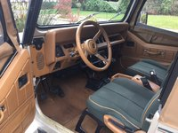 Picture Of 1995 Jeep Wrangler Sahara, Interior, Gallery_worthy