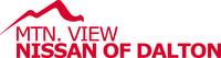 Mountain View Nissan of Dalton logo