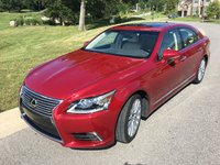 Picture of 2016 Lexus LS 460 L AWD, exterior, gallery_worthy