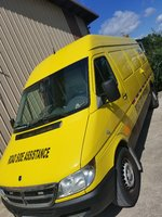 Picture of 2006 Dodge Sprinter Cargo 2500 High Roof 158 WB 3dr Ext Van, exterior, gallery_worthy