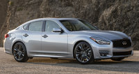 2018 INFINITI Q70, Front-quarter view, exterior, manufacturer, gallery_worthy